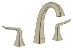 Grohe 174 Agira Two Handle Roman Tub Faucet In Starlight