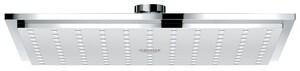 Grohe Rainshower Allure Single Function Rain Showerhead in StarLight Chrome G26469000
