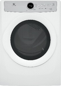 Electrolux Home Products 5 Cycle Front Load Electric Dryer in Island White EEFDE317TIW