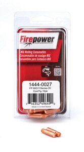 Firepower 1-3/4 in. Gas Tip 10 Piece T14440026
