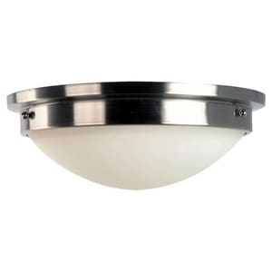 Murray Feiss Industries Gravity 60W 2-Light Medium E-26 Base Incandescent Flushmount Indoor Ceiling Fixture MFM228