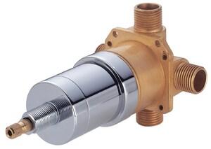 Gerber Plumbing 1/2 in. Copper Sweat and IPS Pressure Balancing Valve DD115000BT