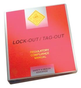 Lockout TAGOUT COMPLIANCE MANU AKTP725 at Pollardwater