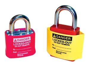 Heat Shrink P/LOCK Cover Red ALAK221RD at Pollardwater