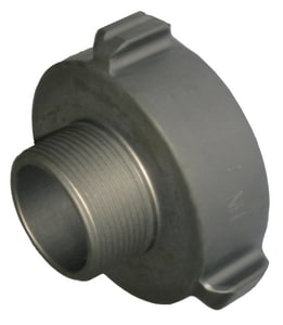 Action Coupling & Equipment 2-1/2 x 3/4 in. FNST x MNPT Aluminum Alloy Rigid Adapter AAA137212NH34NPT at Pollardwater