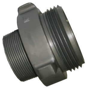 Action Coupling & Equipment 2-1/2 in. x 2-1/2 in. Aluminum Double Male Adapter NST AAA136212NH212NH