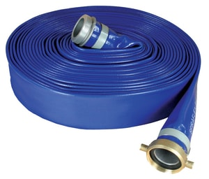Abbott Rubber Co Inc 4 in. x 50 ft. NSF Potable Water Hose MxF NST A1159400050NSTALRL at Pollardwater