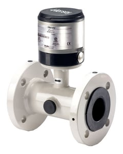 Hersey Meters 12 in. Positive Displacement Integral Register Electromagnetic Flow Meter HM01220125 at Pollardwater