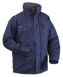 Blaklader Toughguy Toughguy Pile Lined Jacket Black Medium B481613709900M at Pollardwater