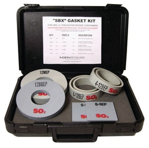 Indian Springs Manufacturing SO2 Gasket Set 1TON Container PRE 2014 ISBX at Pollardwater