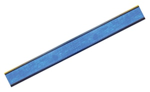ScotchLite™ Hydrant Collar in Blue LBSH17528DGB at Pollardwater