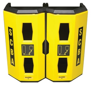 WALL CASE SAF YELL SCBA DUAL WAL A4325 at Pollardwater