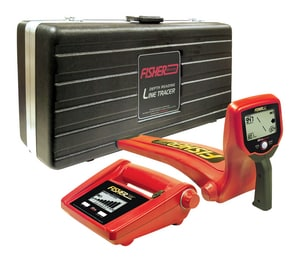 Fisher TW-82 Battery Radio Enabled Cable/Pipe Locator FTW82HC