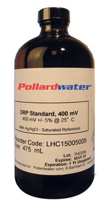 Aquaphoenix Scientific Incorporated 500ml 600mV ORP Standard Solution AOR4600P at Pollardwater
