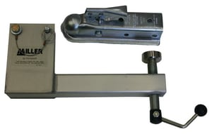 BALL HITCH ADPT (2IN) MDH16