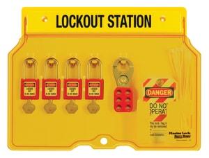 10 LCK ZENEX P/LOCK L/OUT STN M1483BP410 at Pollardwater