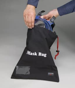 Allegro Industries 16 in. Full Mask Storage Bag A2025