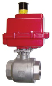 Stainless Steel Ball Valve With ASAHI 92 ACTU A96F3006RTV6B92TW1