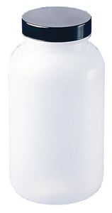Bel-Art Products 1 Gal Wide Mouth PP Bottle BF106381010 at Pollardwater