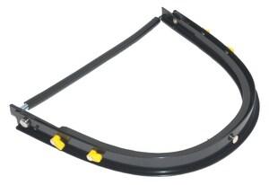 Radians Aluminum Visor Mounting Strip RADHG410A4