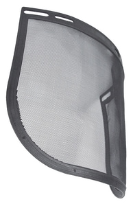 0.040 x 8 x 15 in. Wire Mesh Face Shield RADV40815WM at Pollardwater