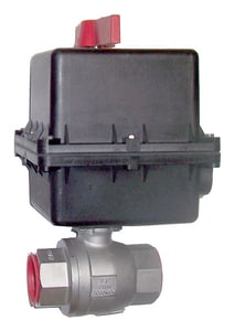 Stainless Steel Ball Valve With ASAHI 94 ACTU A96F0506RTV6A94120 at Pollardwater