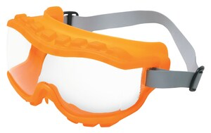 Honeywell Over-The-Glass Goggles Clear Uvextra™ Anti-Fog Coated Clear Lens Orange HS3820 at Pollardwater