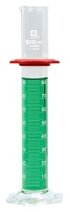 VEE GEE Scientific 25ml Class A Graduated Cylinder V2351A25 at Pollardwater