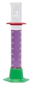 VEE GEE Scientific 2355 Series 25ml Class B Graduated Cylinder V235525 at Pollardwater