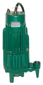 Zoeller Shark® 1-1/4 in. 2 hp Submersible Grinder Pump Z8400005 at Pollardwater