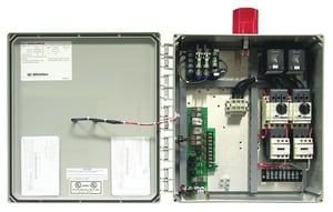 3PH DUP PUMP Control Panel 9.0-14.0 S322W511H10E17B19B at Pollardwater