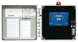 SJE Rhombus installer Friendly Series™ 15A Single Phase Simplex Control Panel SIFS21W114H8AC6A10 at Pollardwater