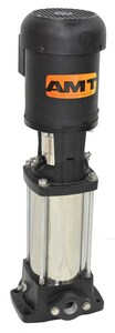 MSV1 1.5HP 3PH 230/460V Cast Iron BOOST PUMP AMSV1113P at Pollardwater