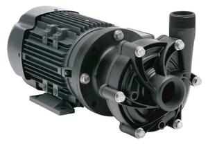 Finish Thompson 1/2 hp PVDF, PTFE and Viton Magnetic Drive Centrifugal Sealless Pump FDB6VTM227 at Pollardwater
