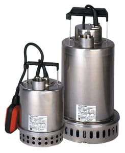 Ebara International Corporation 1-1/4 in. 1/3 hp Submersible Pump EEPPD3MS1 at Pollardwater