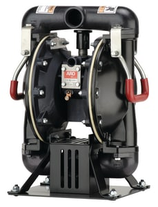 ARO Fluid Products Air Diaphragm Pump A66M2501EBC at Pollardwater