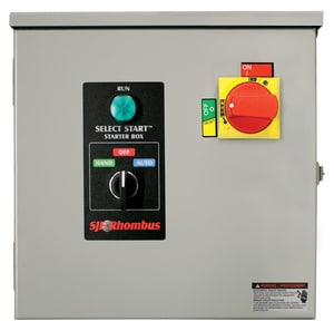 Select Start™ Motor STRTR 208/240/480V 3PH 3-12 VAC R1041467 at Pollardwater