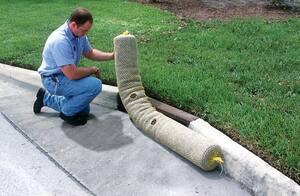 Gutter Guard® 9 X 10 Feet ULTRA GUTTER GUARD U9321 at Pollardwater