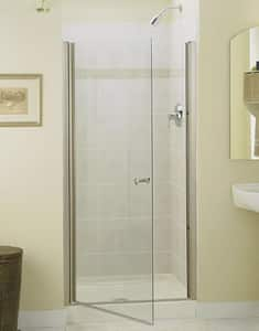 Finesse™ 29-30 Clear Shower Door Finesse Nickel S630530N