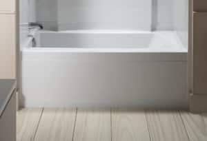 Sterling Accord® 60 x 36 in. Soaker Alcove Bathtub Left Drain in White S711611100