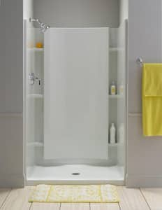 Sterling Accord® 60 in. Rectangle Shower Base in White S72271100