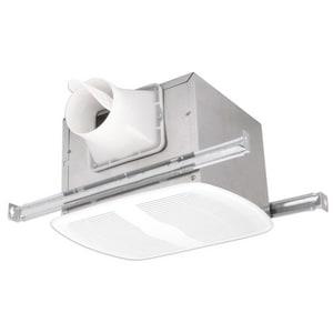 Air King America Inc 110 CFM Bathroom Exhaust Fan in White AAK110LS