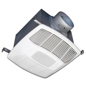 Air King America Inc 120 CFM Bathroom Exhaust Fan in White AEL130SH