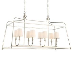 Crystorama Lighting Sylvan 60W 8-Light Chandelier C2249