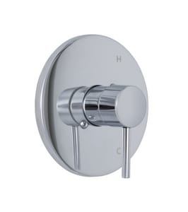 PROFLO® Single Handle Bathtub & Shower Faucet in Polished Chrome (Trim Only) PF8800CP