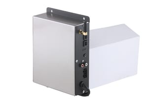 Steamist Audio Sense™ 3kW Module in Brushed Nickel STEATSMU