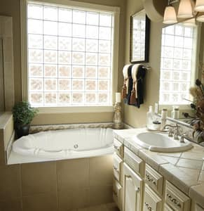 Hydro Systems Alyssa 78 x 48 in. Combo Drop-In Bathtub with Center Drain and with Side Drain in Biscuit HALY7848ACOBIS