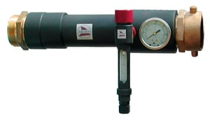 Arden Industries FPT 2-1/2 in. Liquid Dechlorination Device ADBL200025FPT at Pollardwater
