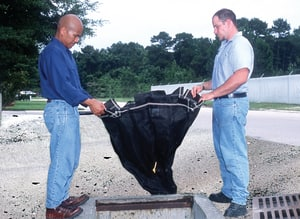 Ultratech International Drain Guard® 24 in. Catch Basin Dirt and Sediment Catcher U9342 at Pollardwater