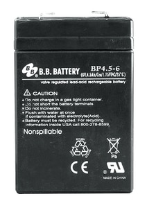 Streamlight Replacement Battery for Streamlight SST45670 Portable Scene Light S45630 at Pollardwater